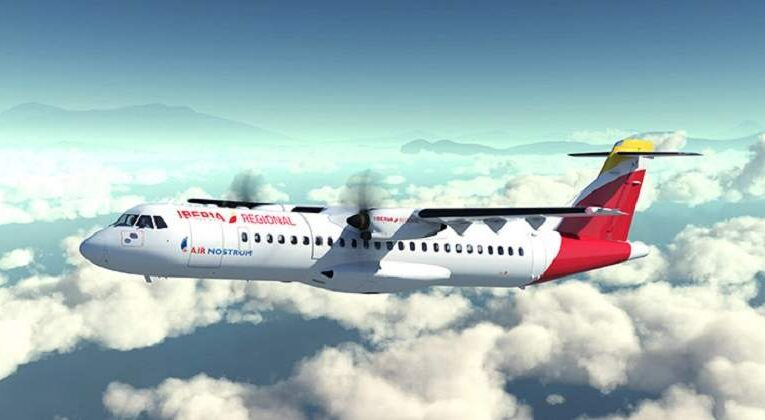 Air Nostrum Will Adapt Its Turboprops To Fly With Hydrogen
