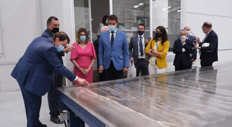 Mañueco Highlights The Work Of Vallex For Economic Recovery