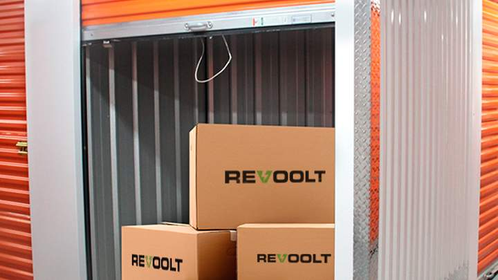 Revoolt Chooses Zaragoza To Create Logistics Hubs For Sustainable Food Deliveries By Mark1837