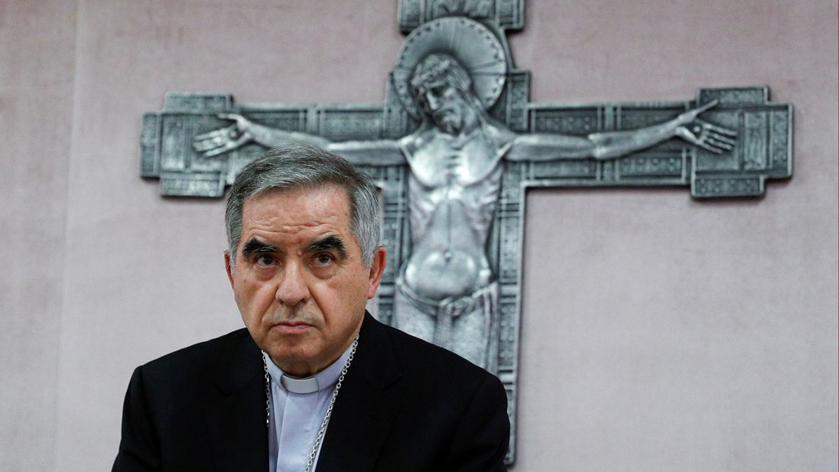 Vatican Puts Cardinal Becciu On Trial For Sale Of A Building In London